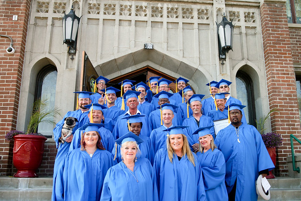 Summer Graduates 2017