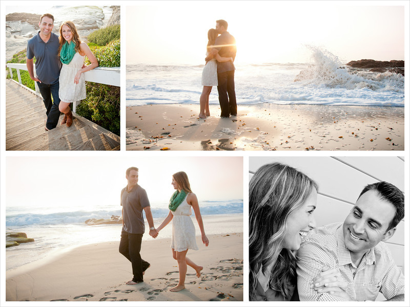 La Jolla Engagement Photos on the beach at Sunset<br /> San Diego Top Affordable Wedding Venue Photographer<br /> Serving Wedding venues from Coronado, to Del Mar, La Jolla, Carlsbad, and Temecula<br /> Destination Wedding Photography also available