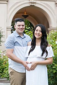 Maternity Photos at Balboa Park by AlohaBug Photography