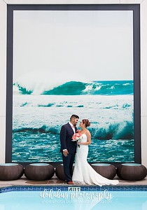 Sneak Peek Photo - The Renaissance Hotel Wedding - Downtown San Diego, CA
