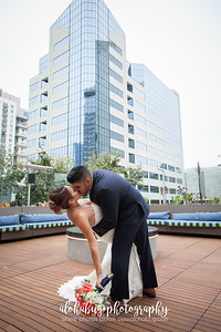 Wedding Photos at The Renaissance Hotel by Rizza CW