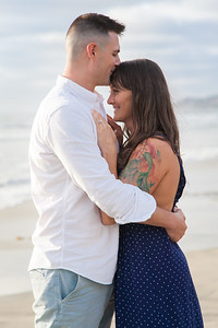 Engagement Photos at Scripps Pier La Jolla by AlohaBug Photography