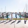 Sneak Peek to John + Delayn's Wedding Day at Marina Village by Rizza CW