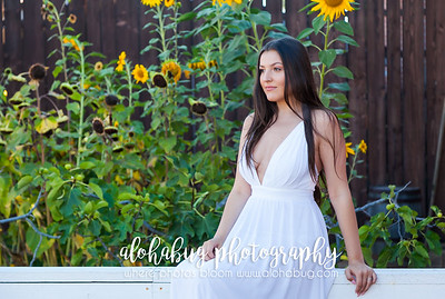 High School Senior Photos at Old Town by AlohaBug Photography