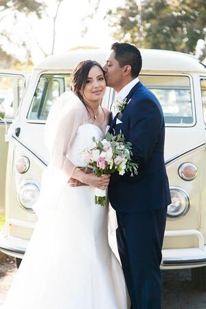 Marina Village Wedding Photos by AlohaBug Photography