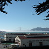 Ft. Mason Hostel Richtung Golden Gate Bridge