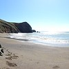 40km bike ride to Tennessee Valley Beach .
