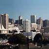 Downtown San Francisco - panorama