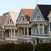 Victorian Houses in San Francisco