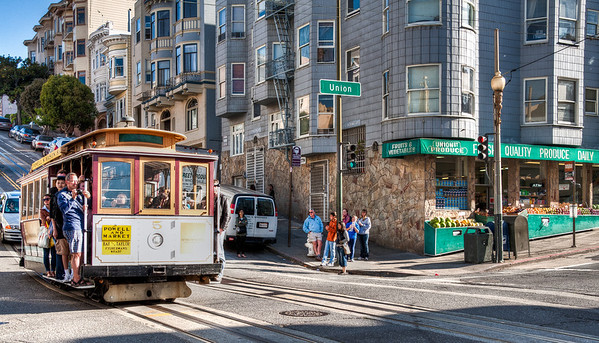 union-street-cable-car