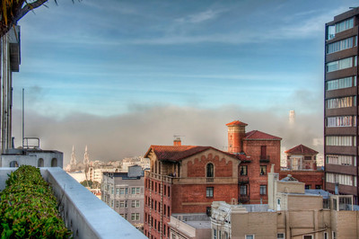 foggy-city-hdr