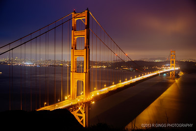 Golden Gate Nights