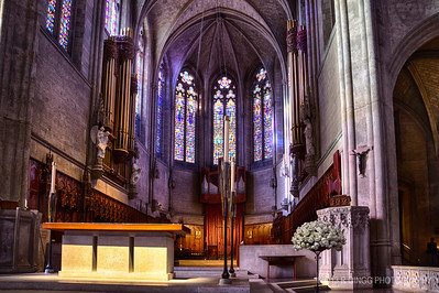 Grace Cathedral Altar