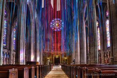Grace Cathedral Interior 3