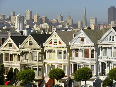 USA: San Francisco (2010-2013)