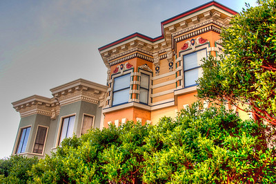 san francisco-victorian-peaks-hdr