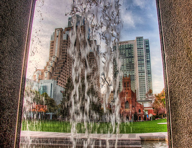 city-waterfall-hdr-2