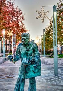 park-statue