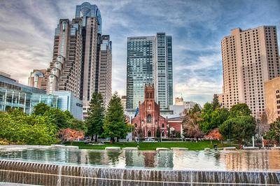 fountain-church-city-hdr