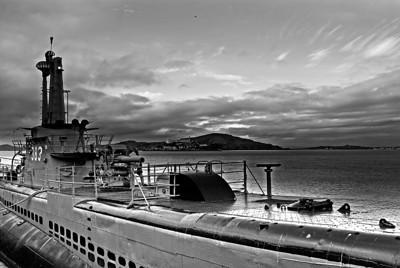U-Boat, Fisherman's Wharf