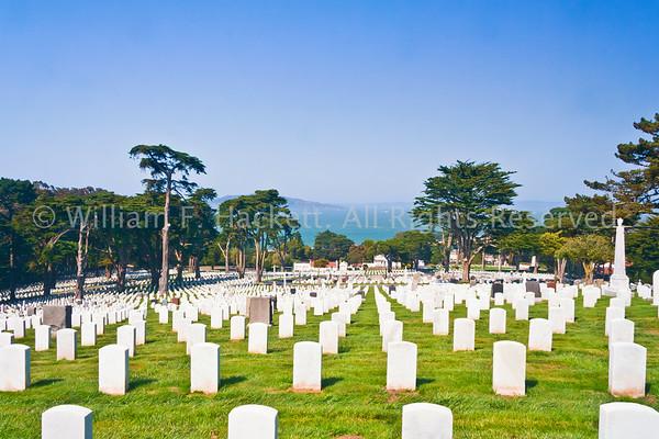 San Francisco National Cemetery0999, Presidio