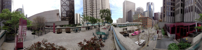 Embarcadero Center 360