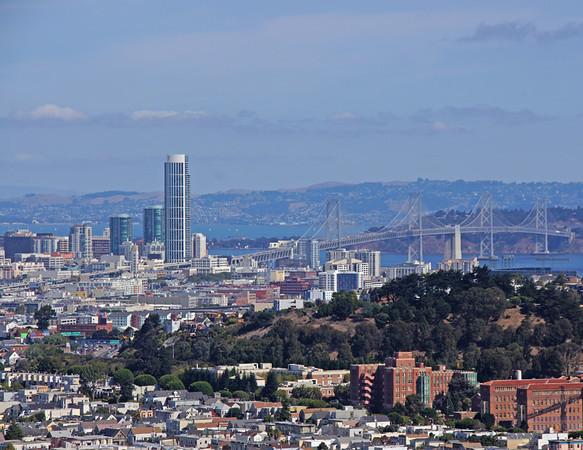 Bernal Hill Views