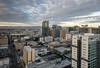 Downtown Oakland under Pastel Clouds