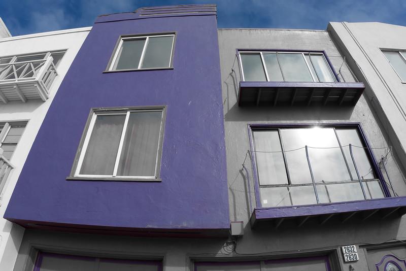 Purple, San Francisco CA