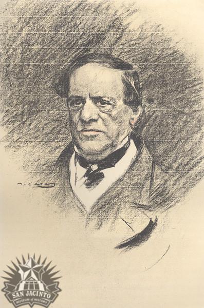 Don Antonio López de Santa Anna, from Juárez, su obra y su tiemp, 1905.
