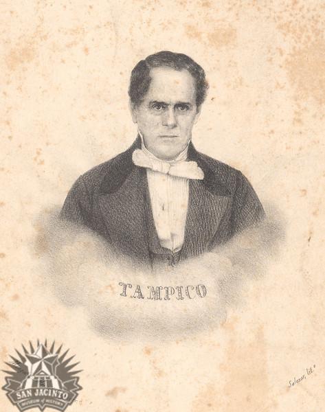 Antonio López de Santa Anna, the hero of Tampico.