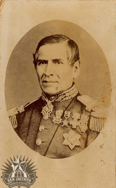 Colonel Juan Nepomuceno Almonte.
