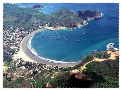 Is this BEAUTIFUL?!?!?!?!  San Juan del Sur, Nicaragua (photo unknown but I'd LOVE to find out who it is to give credit).