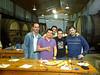 Sidrería y Técnicos. Mayo 2012