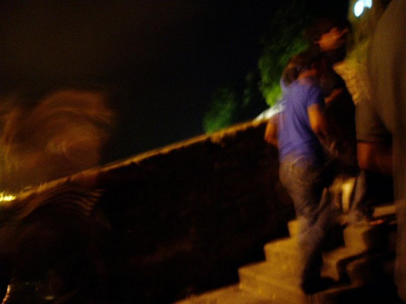 Escaleras del Aker