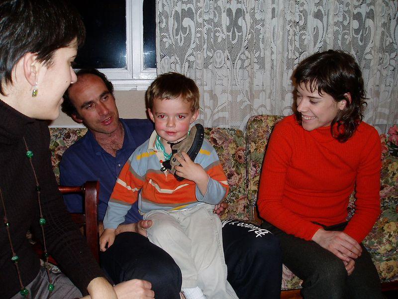Febrero 2005<BR>Casa de Tia Ana