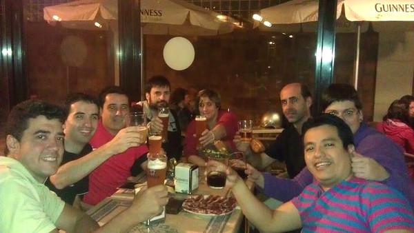 Sept. 2012, cumple de Juan carlos