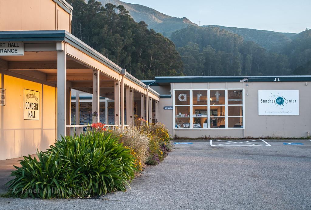 Sanchez Art Center