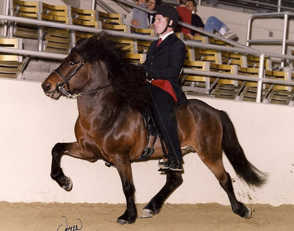 Competing in California - 2006 <i>photo:  Rick Osteen</i>