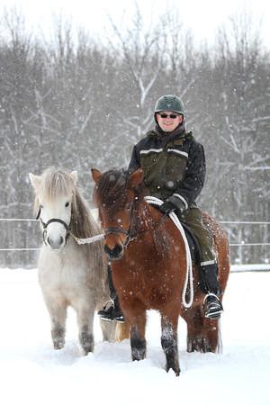 Snow Fun - December 2012