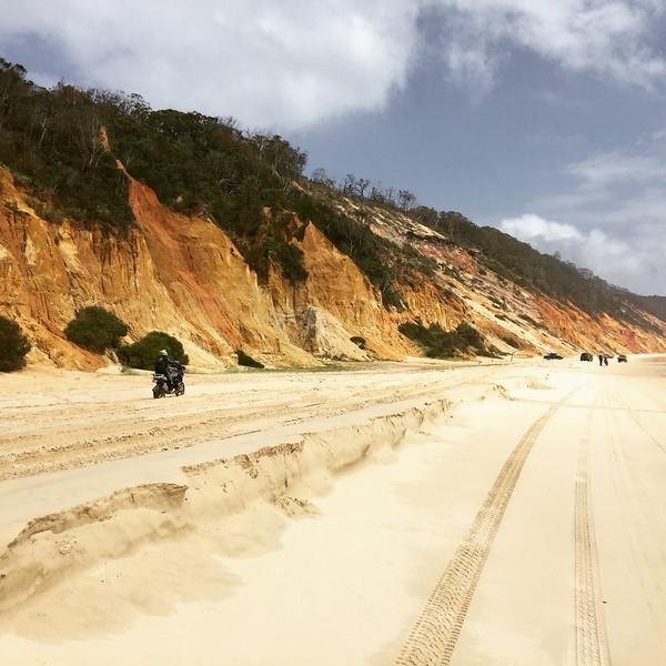 Sand Riding Masterclass - QLD APR 2017