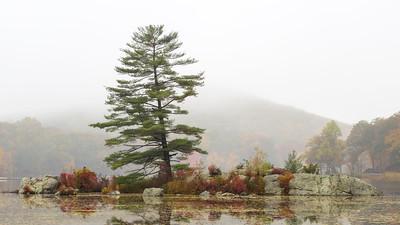 Little Long Pond Island