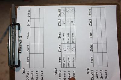 20110617 Team Zebra vs Scrapy 2nd's 011
