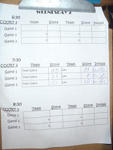 20110720 FRiDAY BGSC - Team Zebra vs Law