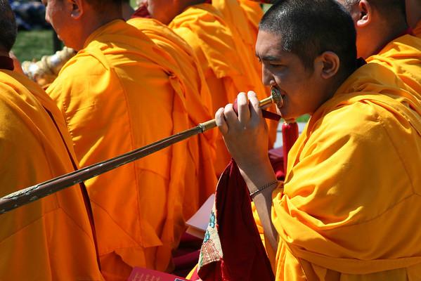 Sangsol Smoke Offering - 2009
