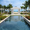 Sandals Emerald Bay- Marthe Stewart wedding gazebo facing the ocean. Currently the beach area is under construction and there will be a boardwalk to the beach.<br /> <br /> For more information on Sandals Emerald Bay or any of the other Sandals resorts, please contact us at Romance@SandnSunVacations.com