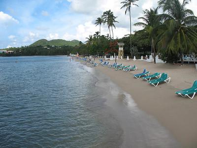 Sandals - Halcyon Resort St. Lucia
