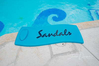 Royal Bahamian, Sandals Bahamas Day 1