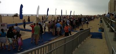 Sandcastles at the Neptune Festival 2010