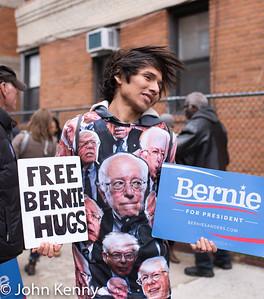 Free Bernie Hugs